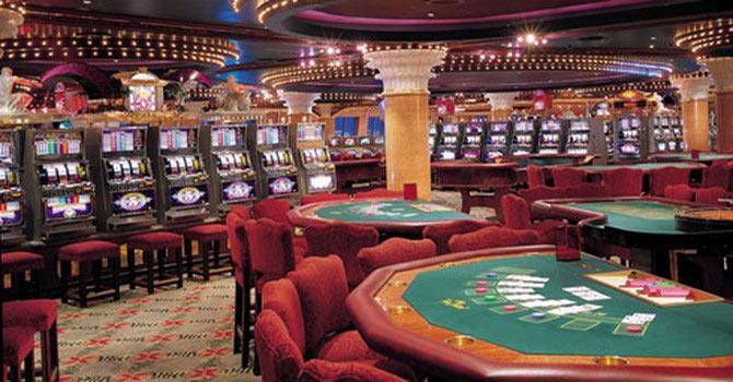 Casino kết hợp du lịch ở lào cai