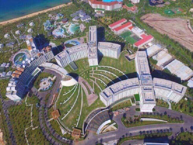 Quy mô cực lớn của casino phú quốc