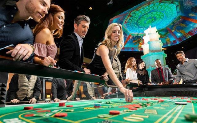 Không nên nghe theo số đông khi chơi Casino