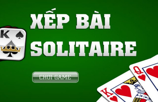 game xep bai solitaire duoc yeu thich
