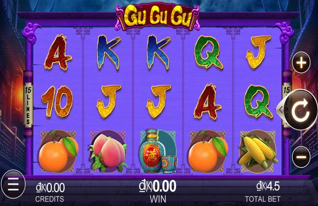 GU GU GU Slot Game dân gian hấp dẫn dễ thắng