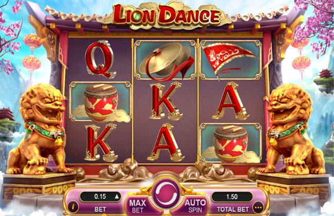 Lion Dance - Múa Sư tử - Nổ hũ, Slot Game tại Casino 7ball