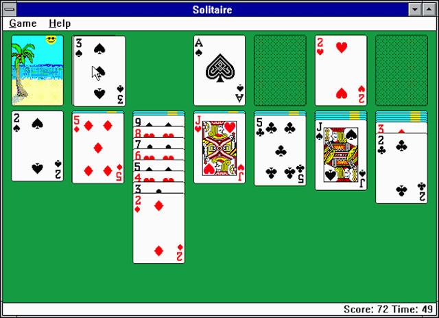 Người chơi chú ý nên nắm vững cách chơi bài xếp nhện trước khi trải nghiệm game này