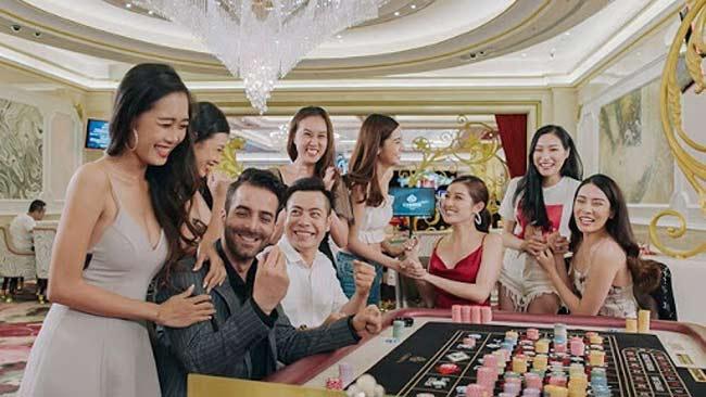 Trò chơi đầy đủ và đa dạng trogn casino