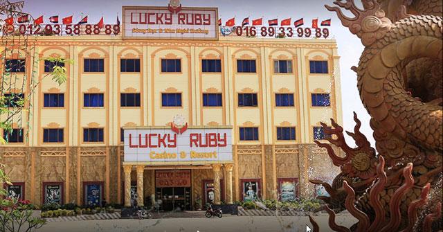 Một trong những casino hấp dẫn ở campuchia