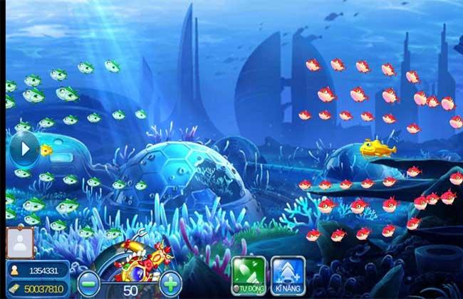 Mẹo chơi bắn cá - Bắn đơn lẻ và bắn cá theo bầy