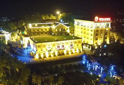 Cảnh quan tráng lệ của Phoenix Bắc Ninh