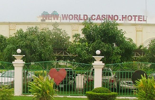 Casino lâu đời nhất ở Campuchia