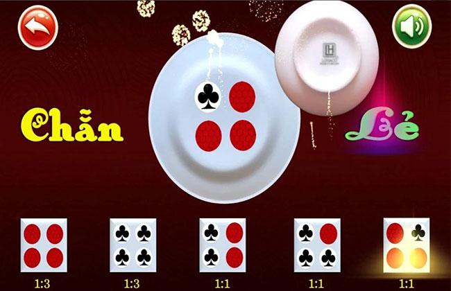 cách chơi xóc đĩa bịp