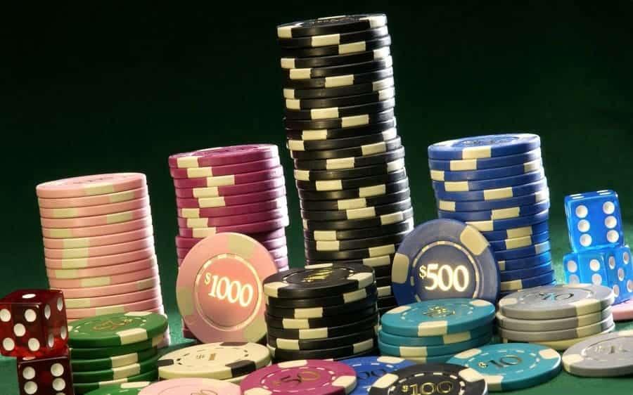 Các giới hạn cược trong một ván bài Pocker
