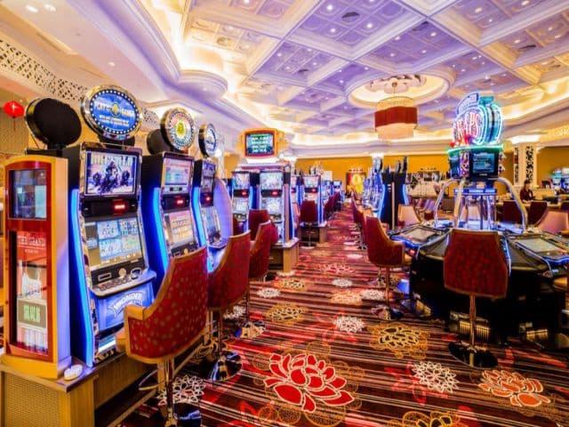 đồ sơn casino nhiều slot game
