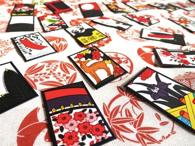 Giới thiệu đôi nét về bài hoa Hanafuda