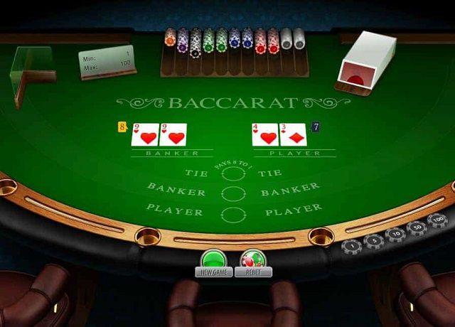 Lý do khiến người chơi bị lừa khi trải nghiệm trò chơi Baccarat online