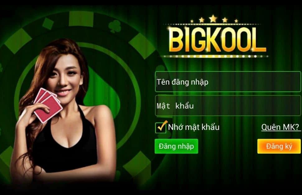 Bigkool game- game đánh bài online hay nhất hiện nay
