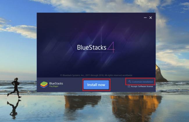 Cài Đặt Bluestacks