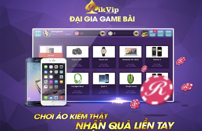 Rikvip – Tip Club Game bài đổi thưởng cực hot